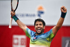 Fernando Verdasco Stock Photo