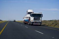 Fernbeförderungs-Transport - anormale Eingabe stockfotografie