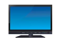 Fernsehapparat lizenzfreie abbildung