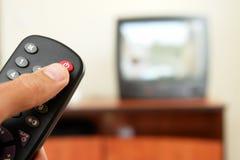 Fernsehapparat Lizenzfreie Stockbilder