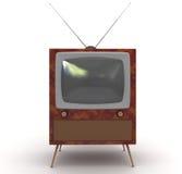 Fernsehapparat Stockfoto