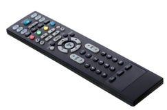 Fernsehapparat Fernsteuerungs stockbilder
