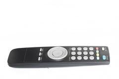 Fernsehapparat Fernsteuerungs Stockbild