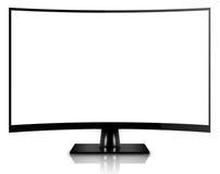 Fernsehapparat getrennt Stockfotos