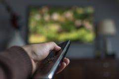 Fernsehdirektübertragung Lizenzfreie Stockfotos