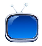 Fernsehen vektor abbildung