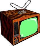 Fernsehen Lizenzfreie Stockfotografie