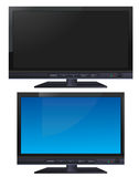 Fernseher lizenzfreie abbildung