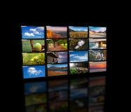 Fernseher Lizenzfreies Stockfoto