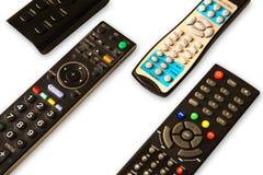 Fernsehferngeräte Stockbild