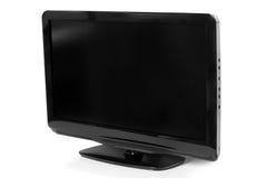Fernsehflacher Bildschirm lcd Stockbilder