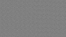 Fernsehgeräusche ohne irgendwelche Effekte (Statik/atmosphärische Störungen) wackeln stock footage