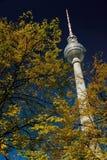 Fernsehkontrollturm Berlin Lizenzfreies Stockfoto