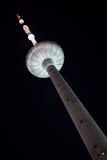 Fernsehkontrollturm in Vilnius Lizenzfreie Stockfotos