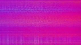 Fernsehschirm-Digital-Pixel-Schnee-Geräusche lizenzfreie abbildung