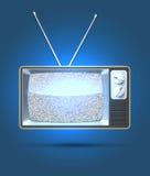 Fernsehstörung lizenzfreie abbildung