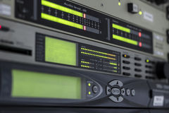 Fernsehsteuerung Lizenzfreie Stockbilder
