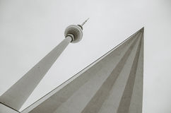 Fernsehturm Royalty Free Stock Photos