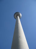 Fernsehturm 3 - base Royalty Free Stock Photos