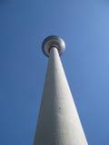 Fernsehturm 3 - base Fotografie Stock Libere da Diritti