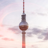 Fernsehturm Stockfotos