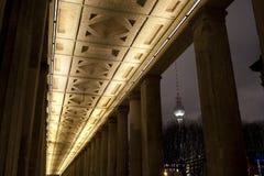 Fernsehturm, Berlijn Royalty-vrije Stock Afbeelding