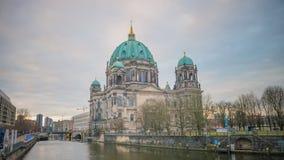 Fernsehturm in Berlijn, Duitsland Royalty-vrije Stock Afbeeldingen