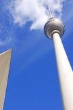 Fernsehturm, Berlim Imagens de Stock Royalty Free