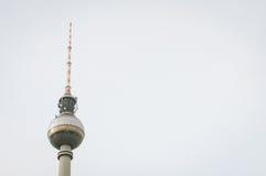 Fernsehturm in Berlin Stockbild