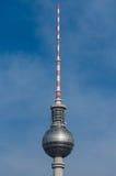 Fernsehturm Berlin images libres de droits