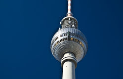 Fernsehturm in Berlin Stock Image