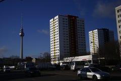 Fernsehturm Berlin Stock Image