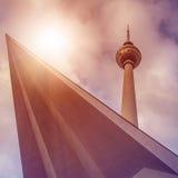 Fernsehturm Berlin Stock Images