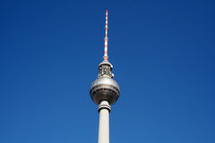 Fernsehturm in Berlin / Germany Royalty Free Stock Images