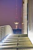 Fernsehturm in Berlin, Germany Stock Photo