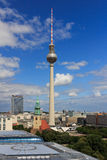 Fernsehturm Stock Photos