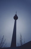 Fernsehturm in Berlin, Germany Royalty Free Stock Image