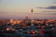 Fernsehturm Berlin Royalty Free Stock Image