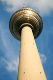 Fernsehturm Berlin. Television tower in Berlin, germany Stock Image