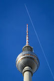 Fernsehturm Berlin Royalty Free Stock Images