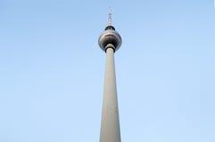 Fernsehturm för Berlin TVtorn Arkivbild