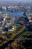 Fernsehturm in Jekaterinburg Stockfotografie
