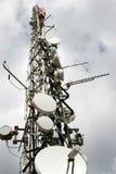 Fernsehturm in Spanien Lizenzfreie Stockfotos