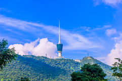 Der Turm Lizenzfreie Stockfotos