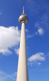 Fernsehturm (Television Tower) Royalty Free Stock Photos