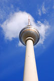 Fernsehturm (Television Tower) Stock Photography