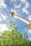Fernsehturm (Television Tower) Royalty Free Stock Photo