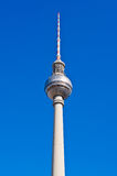 Fernsehturm tower in Berlin, Germany Stock Photos