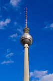 Fernsehturm tower in Berlin, Germany Stock Image