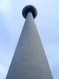 Fernsehturm (TV Tower) in Alexanderplatz, Berlin Royalty Free Stock Photo